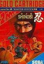 【中古】セガ マーク3ソフト 忍 SHINOBI (シノビ)