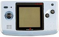 Neo Geo Pocket hard Neo-Geo Pocket color body Platinum blue