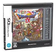 Nintendo DS software Dragon Quest IX hoshizora no mamoribito