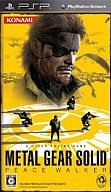Metal Gear Solid peace Walker PSP software