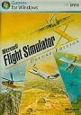 【中古】WindowsXP/Vista DVDソフト Microsoft Flight Simulator X DELUXE EDITION[アジア版]