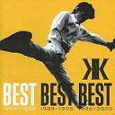 【中古】邦楽CD 吉川晃司 / BEST BEST BEST 1984-1988【02P03Dec16】【画】