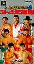 【中古】スーパーファミコンソフト 全日本プロレス2 3・4武道館