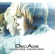 【中古】邦楽CD <strong>浅倉大介</strong> / DecAde〜The Best of Daisuke Asakura〜(廃盤)