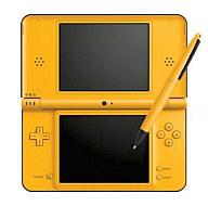 Nintendo DS hard Nintendo DSi LL body yellow