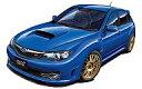 【中古】プラモデル 1/24 GRBインプレッサ WRX STI 5door' 07 オプションホイール 「ザ・ベストカーGTシリーズ No.32」【画】