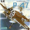 【中古】PCエンジンHuカードソフト P-47