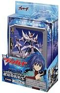 Trading cards card fight!! Vanguard Blaster blade light swordsman trial deck