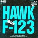 【エントリーでポイント最大19倍!(5月16日01:59まで!)】【中古】PCエンジンスーパーCDソフト HAWK F-123