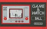 【中古】ゲームウォッチ 任天堂 ゲーム&ウオッチ BALL(ボール) 復刻版 【10P01Mar15】【画】