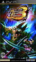 [used] PSP software monster hunter portable 3rd [10P17May13] [fs2gm] [image]