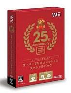Wii soft Super Mario collection special Pack