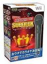 【中古】Wiiソフト カラオケJOYSOUND WiiSuperDXひとりで[マイク同梱版]【10P13Jun14】【画】
