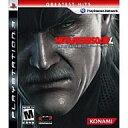 【中古】PS3ソフト 北米版 Metal Gear Solid 4:Guns of the Patriots(TACTICAL ESPIONAGE ACTION)(国内版本体動作可)【02P03Dec16】【画】