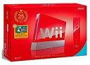 【中古】Wiiハード Wii本体 レッド スーパーマリオ25周年仕様【05P17Jan14】【画】
