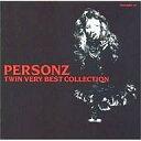 【中古】邦楽CD PERSONZ / PERSONZ TWIN VERY BEST COLLECTION【02P03Dec16】【画】