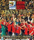 [used] Other Blu-ray Disc FIFA World Cup South African official Blu-ray: A trace [10P11Jun13] to Spanish representative glory [image]
