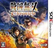 Nintendo 3ds software Samurai Warriors Chronicle