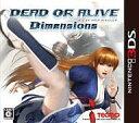 【中古】ニンテンドー3DSソフト DEAD OR ALIVE Dimensions