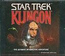 【中古】Windows3.1/95 CDソフト STAR TREK:KLINGON THE ULTIMATE INTERACTIVE ADVENTURE