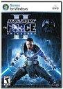 【中古】WindowsXP/Vista/7 DVDソフト STAR WARS:THE FORCE UNLEASHED II[北米版][トールケース仕様]