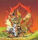 高達模型 - 【中古】プラモデル BB戦士 No.116 頑駄無阿修羅王 「新SD戦国伝 伝説の大将軍編」 [0041007]