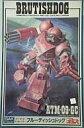 【中古】プラモデル 1/35 アーマードトルーパー ブルーティッシュドッグ「装甲騎兵ボトムズ」シリーズNo.3【02P03Dec16】【画】