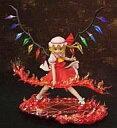 【中古】フィギュア 悪魔の妹 フランドール・スカーレット-紅剣ver.- 「東方Project」 1/7 PVC製塗装済み完成品