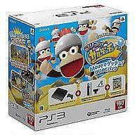 "PS3 hard PlayStation 3 console ' Furi Furi! ape escape ""Gersch's Move! Pack for the first time (160 GB / charcoal black)"