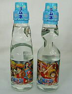 Beverages-soft drinks one piece ramune