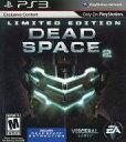 【中古】PS3ソフト 北米版 DEAD SPACE2 LIMITED EDITION(18歳以上対象 国内版本体動作可)