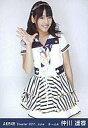 【中古】生写真(AKB48 SKE48)/アイドル/AKB48 仲川遥香/膝上 右手パー肩の前/劇場トレーディング生写真2011.June