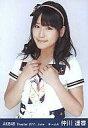【中古】生写真(AKB48 SKE48)/アイドル/AKB48 仲川遥香/上半身 両手襟/劇場トレーディング生写真2011.June