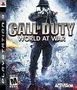 【中古】PS3ソフト 北米版 Call of Duty:WORLD AT WAR GREATEST HITS (18才以上対象 国内版本体動作可)