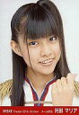 【中古】生写真(AKB48・SKE48)/アイドル/AKB48 阿部マリア/顔アップ・左手グー/劇場トレーディング生写真セット2010.Oc...