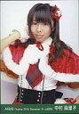 【中古】生写真(AKB48・SKE48)/アイドル/AKB48 中村麻里子/上半身・右手顔横/劇場トレーディング生写真セット2010.December