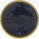 【中古】雑貨 オーメダル シャチ・コア(藍) 「仮面ライダーオーズ/OOO オーメダルセット03」