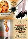 【中古】コレクションカード(女性)/トレカ/2011 BENCH WARMER HOT FOR TEACHER 8 : 8/RYAN SHAMROCK/指定靴カード(ゴールド)/(/25)【10P13Jun14】【画】
