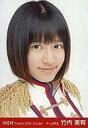 【中古】生写真(AKB48・SKE48)/アイドル/AKB48 竹内美宥/顔アップ/劇場トレーディング生写真セット2010.October