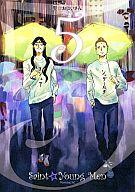 B6 comic Saint young men (5)