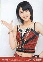 【中古】生写真(AKB48 SKE48)/アイドル/AKB48 仲谷明香/上半身 左手腰 右手上げ/劇場トレーディング生写真セット2011.July