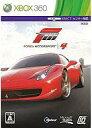 【中古】XBOX360ソフト Forza Motorsports4[通常版]【02P03Dec16】【画】