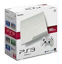 【中古】PS3ハード プレイステーション3本体 クラシック・ホワイト(HDD 160GB/CECH-3000ALW)