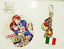 【中古】キャラカード(キャラクター) イタリア&ロマーノ アニバーサリーチャーム 建国記念日セット
