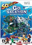 Wii software Go VACATION (ゴーバケーション)
