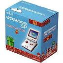 【中古】GBAハード ゲームボーイアドバンスSP本体 ファミコンカラー【02P03Dec16】【画】