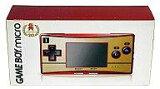 【中古】GBA硬 Game Boy Micro实体红白机版本【10P21Feb15】【画】[【中古】GBAハード ゲームボーイミクロ本体 ファミコンバージョン【10P21Feb15】【画】]