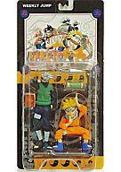 "Figures Naruto and Kakashi ' NARUTO - Naruto - ""weekly Shonen Jump applicants present original figure"