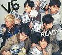 【中古】邦楽CD V6 / READY?[初回限定盤B]【02P03Dec16】【画】