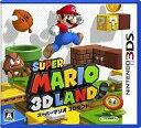 【中古】ニンテンドー3DSソフト スーパーマリオ3Dランド【画】